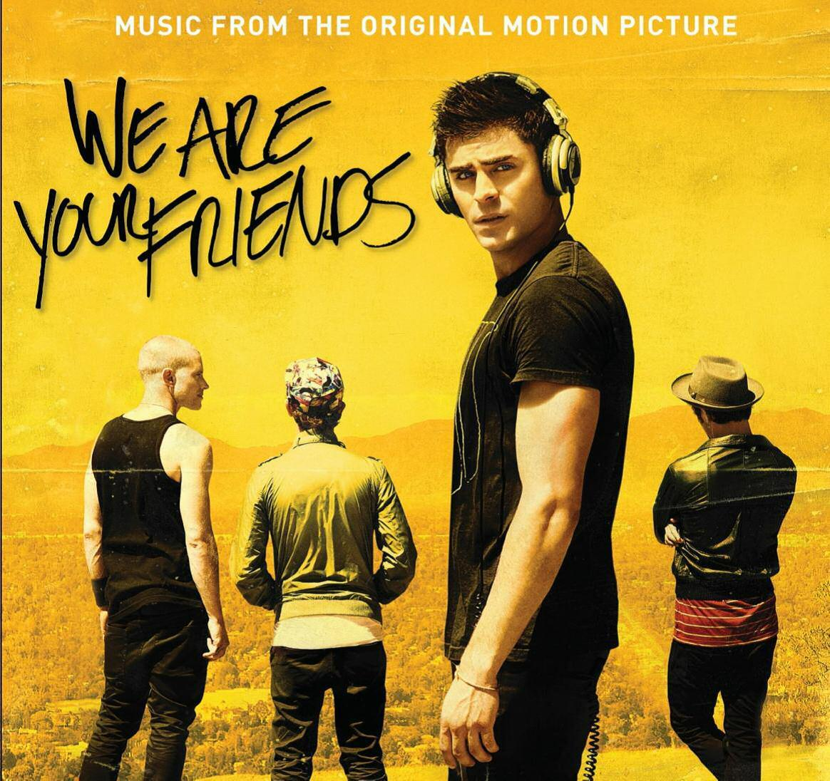 - WE ARE YOUR FRIENDS - CD - (FILMZENE)