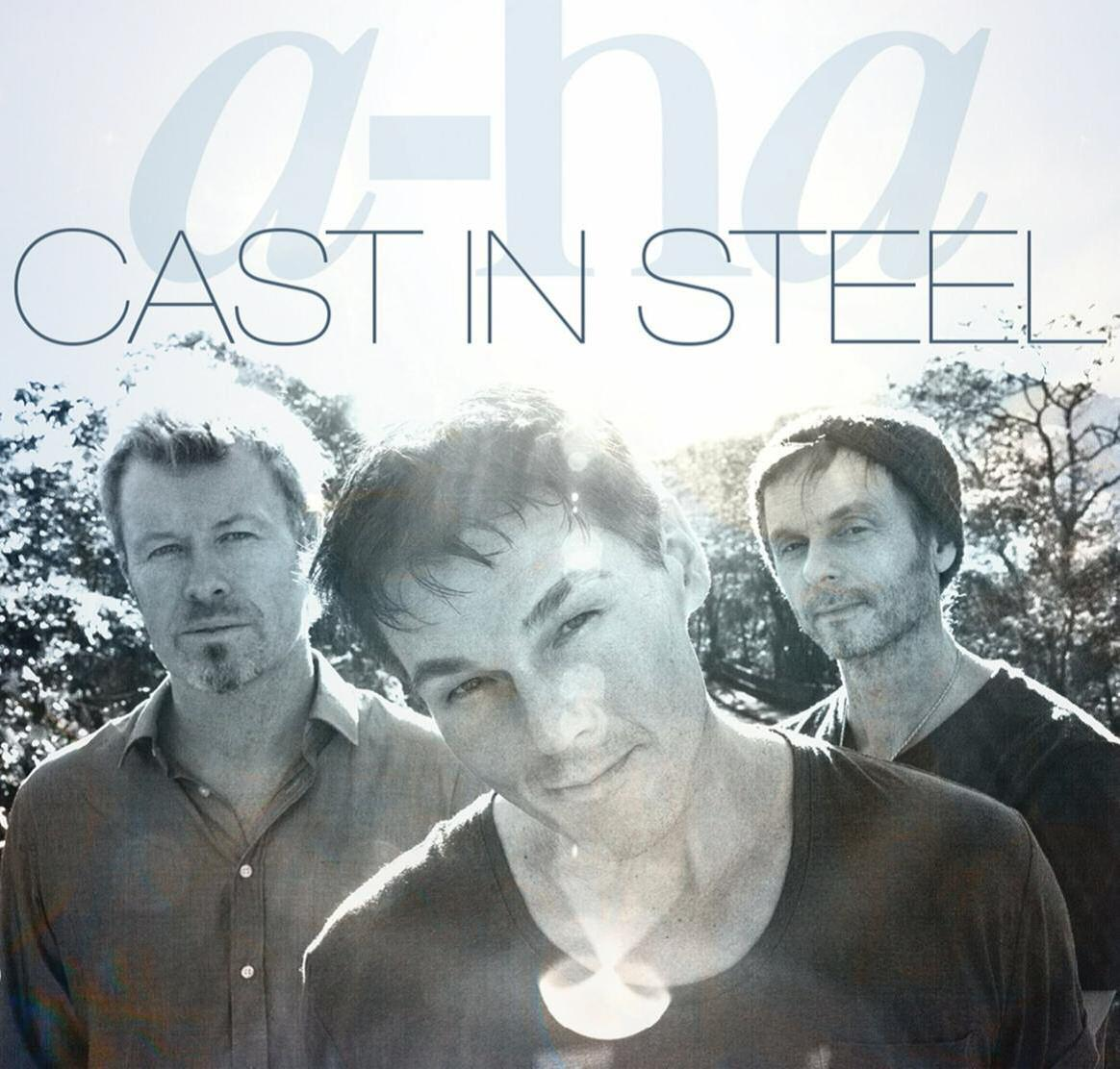CAST IN STEEL - A-HA - CD -