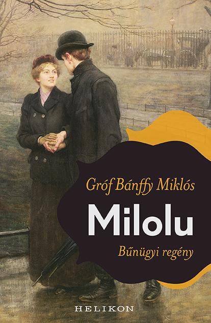 MILOLU - BÛNÜGYI REGÉNY