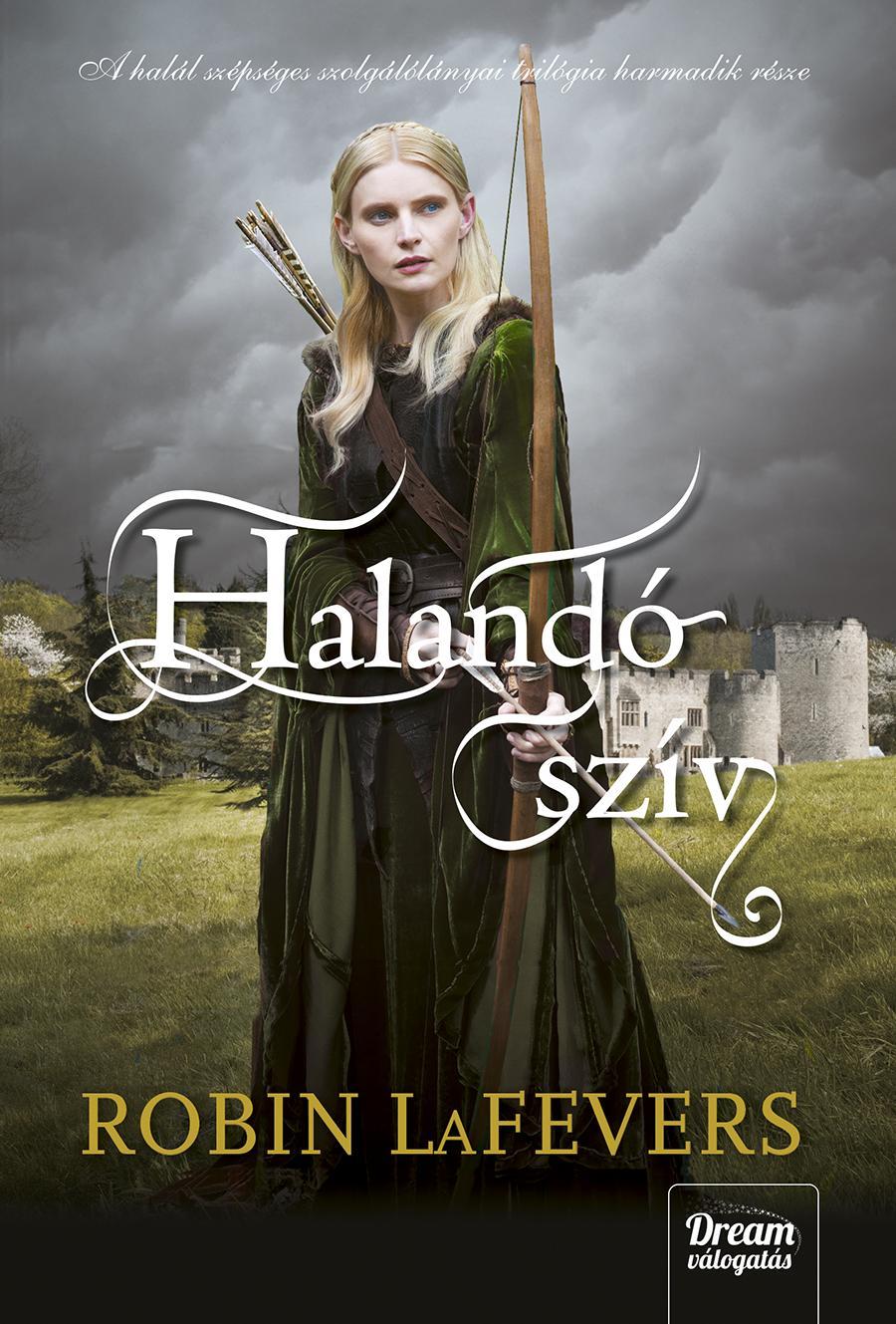 HALANDÓ SZÍV - A HALÁL SZÉPSÉGES SZOLGÁLÓLÁNYAI 3.