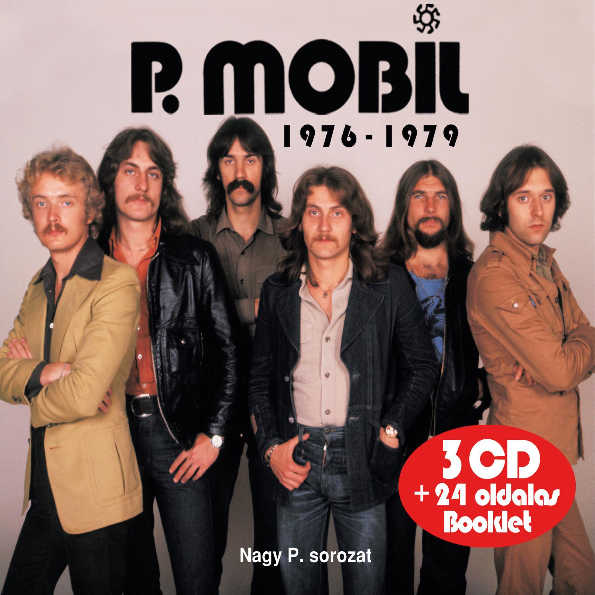 P.MOBIL 1976-1979 - 3CD -