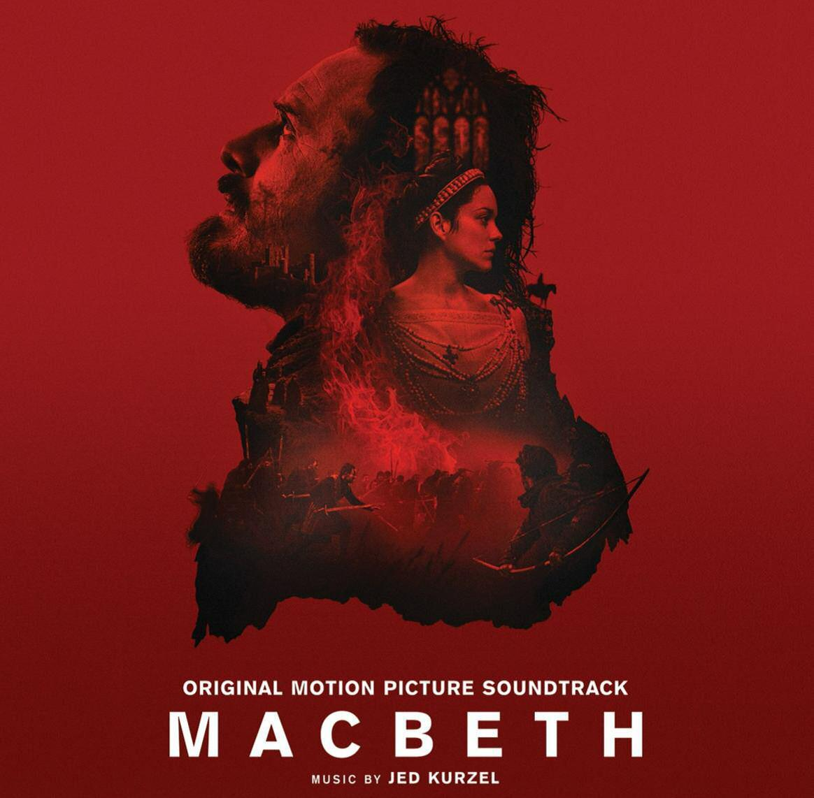- MACBETH (FILMZENE) - CD -