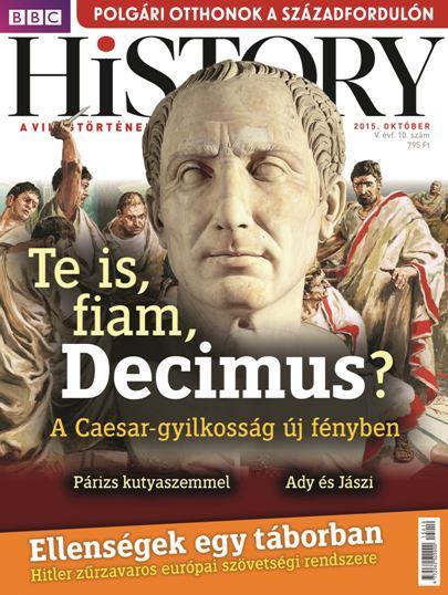 BBC HISTORY V. ÉVF. - 2015/10.