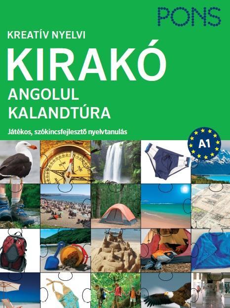 KIRAKÓ ANGOLUL - KALANDTÚRA