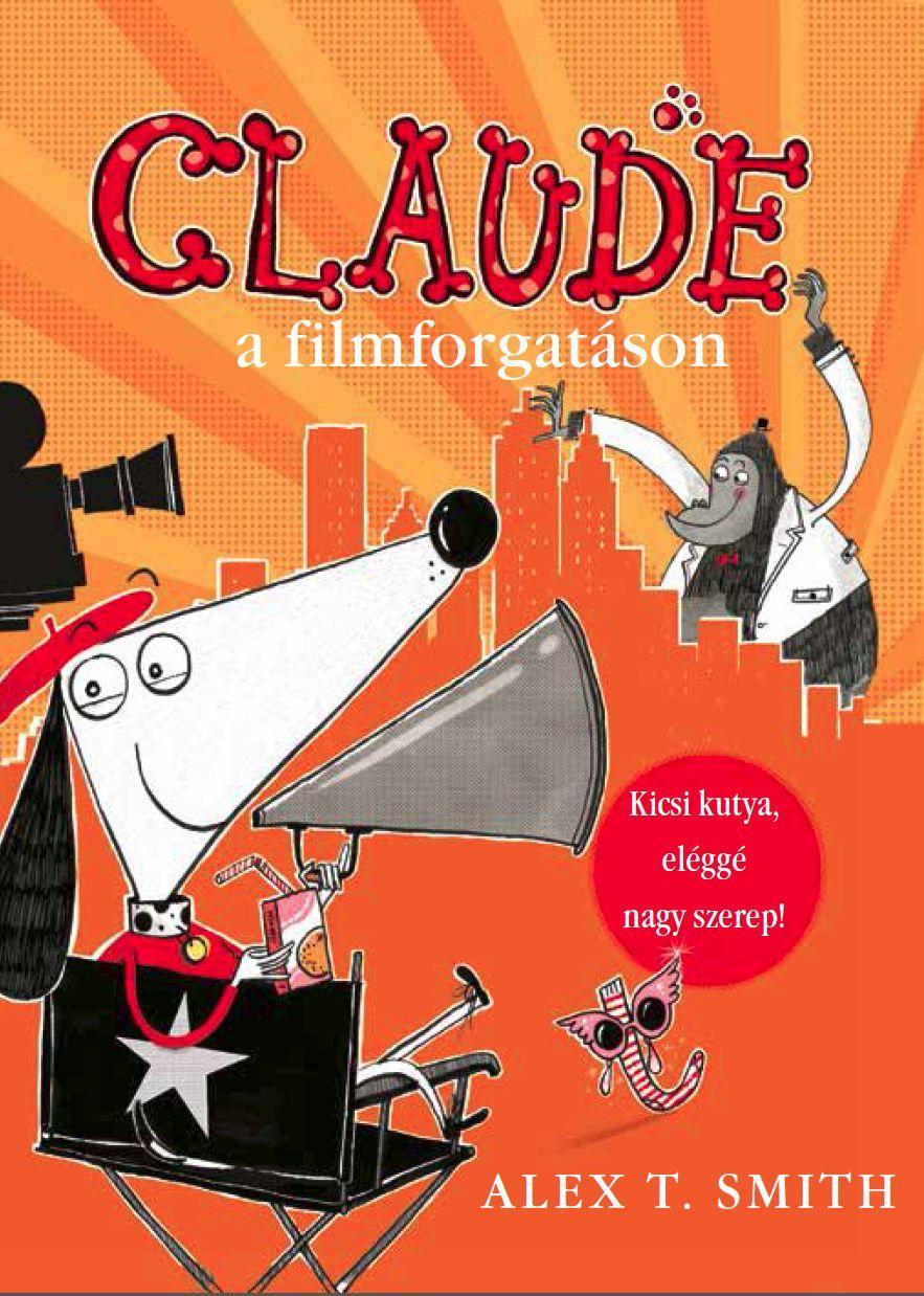 CLAUDE A FILMFORGATÁSON -