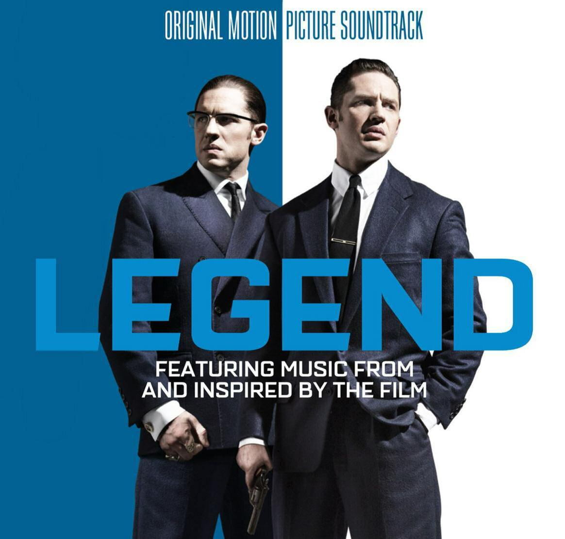 LEGEND (FILMZENE) - CD -