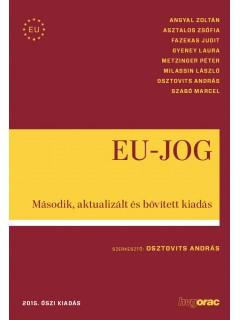 EU-JOG - MÁSODIK, AKTUALIZÁLT ÉS BÕVÍTETT KIADÁS