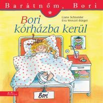 BORI KÓRHÁZBA KERÜL - BARÁTNŐM, BORI