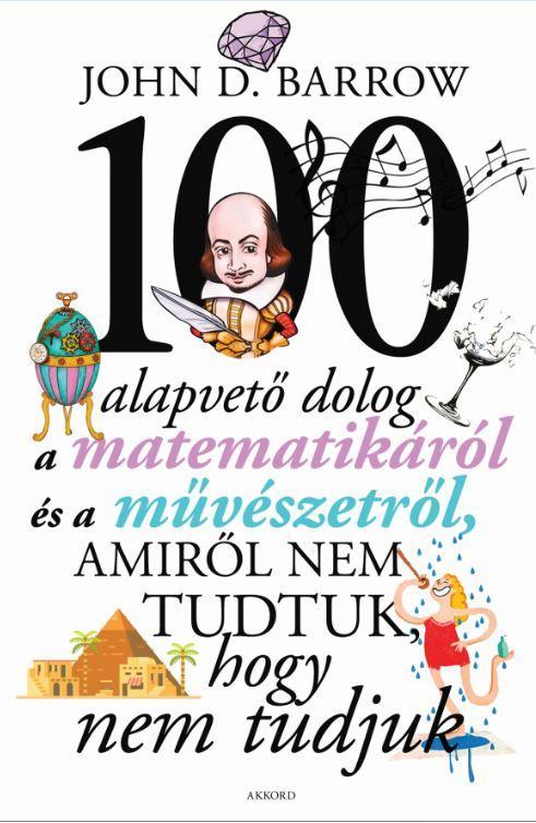 100 ALAPVETÕ DOLOG A MATEMATIKÁRÓL ÉS A MÛVÉSZETRÕL, AMIRÕL NEM TUDTUK, HOGY NEM