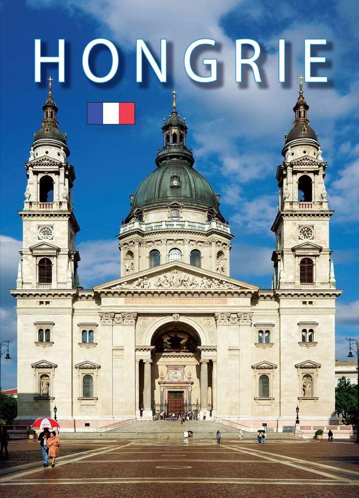 HONGRIE - KÉPES ÚTIKALAUZ (2015)