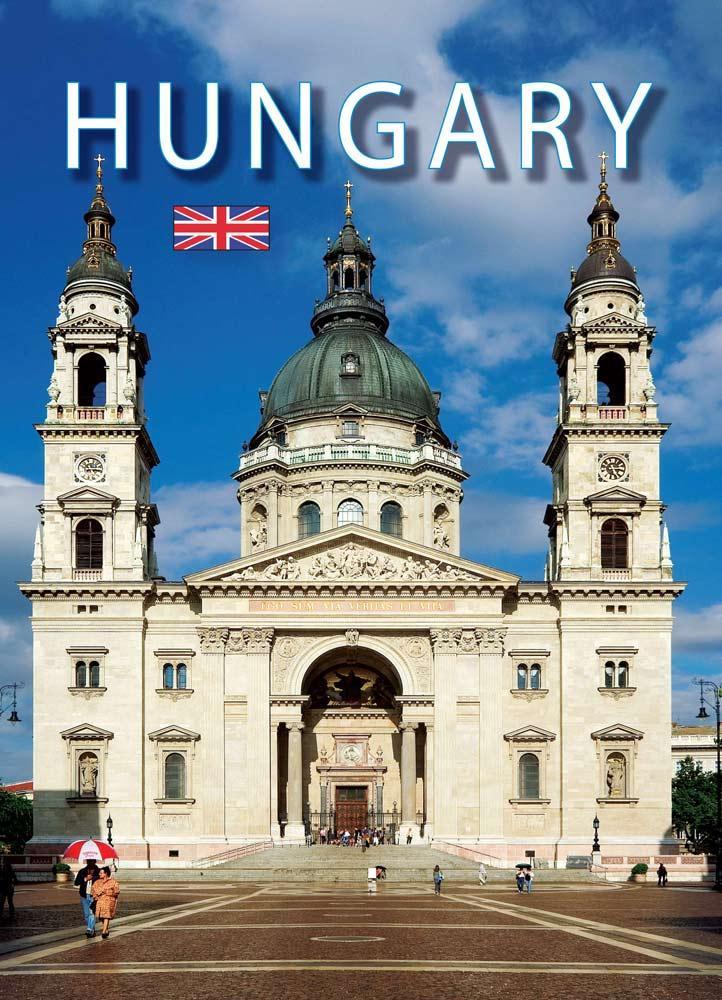 HUNGARY - KÉPES ÚTIKALAUZ (2015)