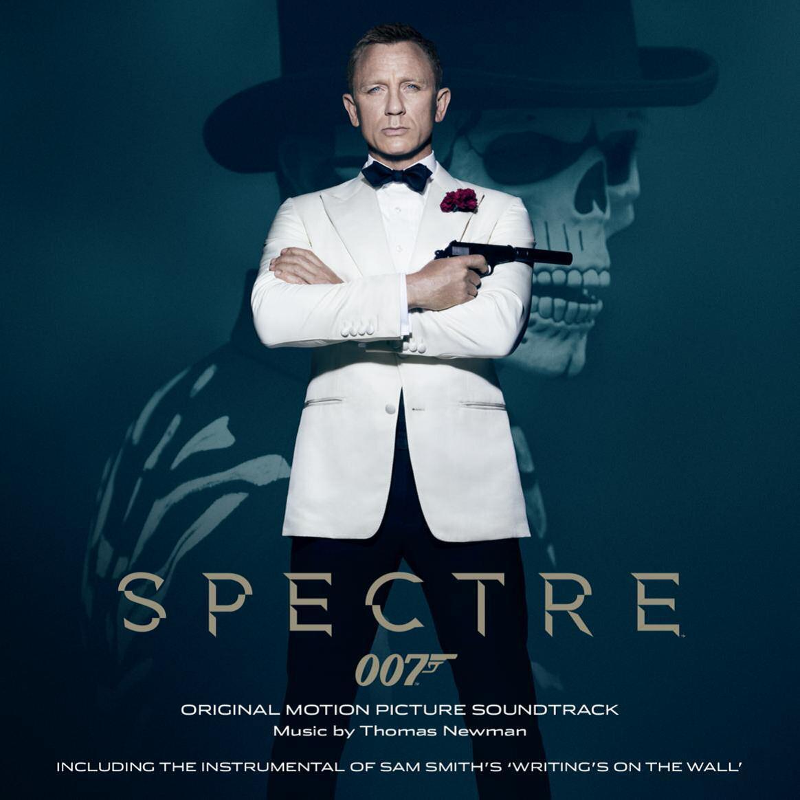 SPECTRE 007 - FILMZENE - CD -