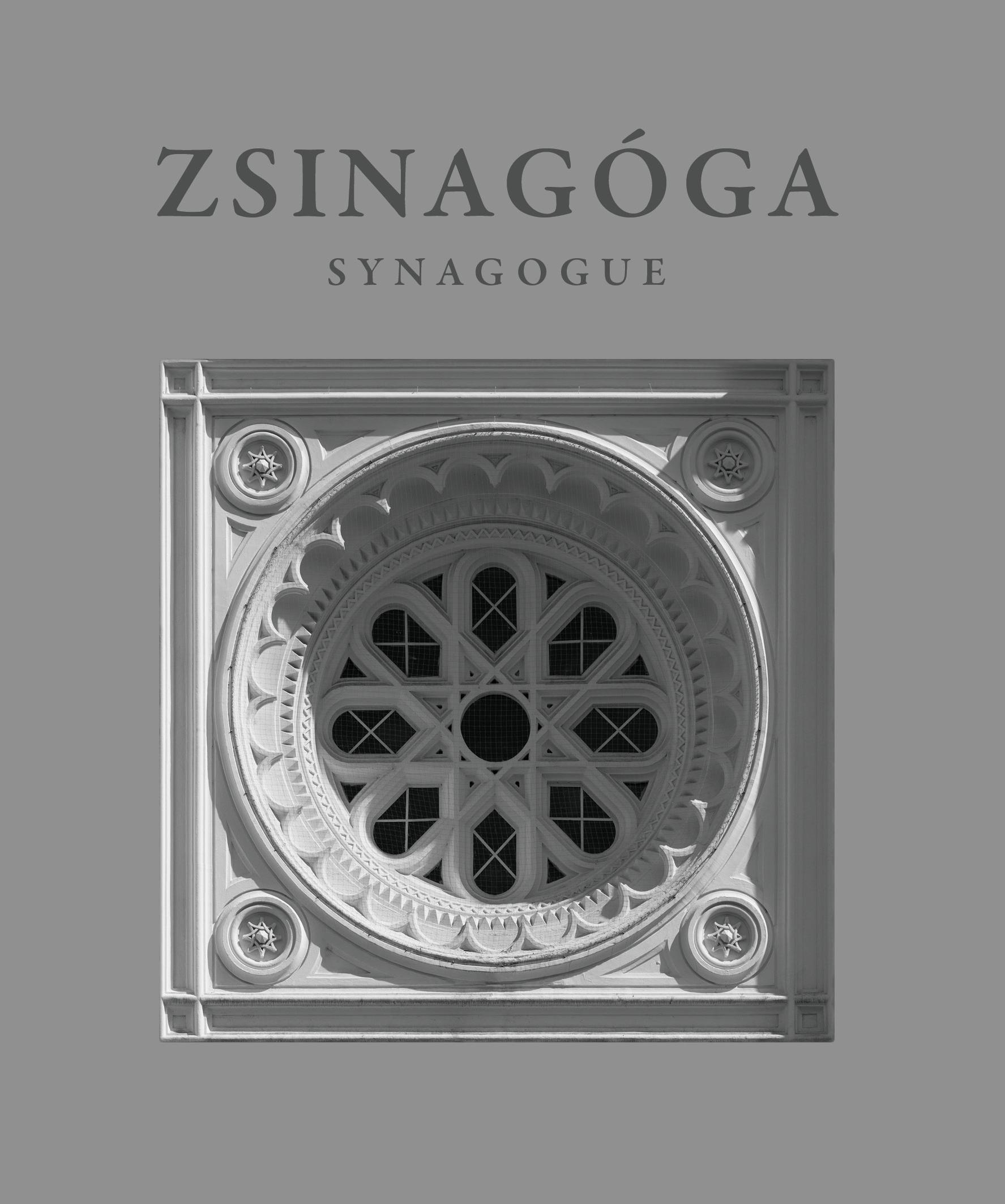 ZSINAGÓGA - SYNAGOGUE