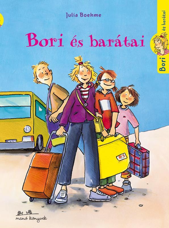 BORI ÉS BARÁTAI
