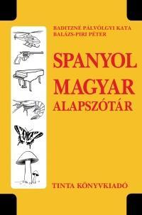 SPANYOL-MAGYAR ALAPSZÓTÁR