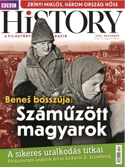 BBC HISTORY V. ÉVF. - 2015/11.
