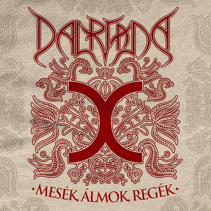 MESÉK, ÁLMOK, REGÉK - DALRIADA - CD -