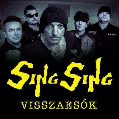 VISSZAESŐK - SING SING - CD+DVD -