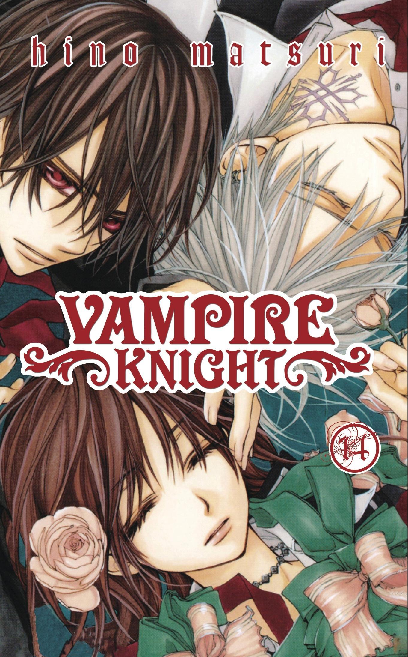 VAMPIRE KNIGHT 14.