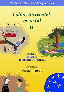 VIDÁM TÖRTÉNETEK NÉMETÜL 2.