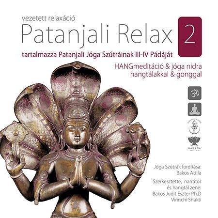 PATANJALI RELAX 2. - CD -