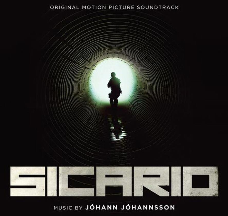 JÓHANNSSON, JÓHANN - SICARIO (FILMZENE) - CD -