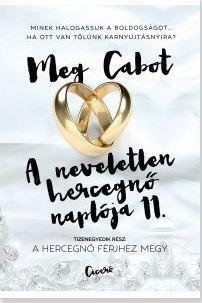 A HERCEGNŐ FÉRJHEZ MEGY - A NEVELETLEN HERCEGNŐ NAPLÓJA 11.