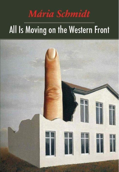 ALL IS MOVING ON THE WESTERN FRONT
