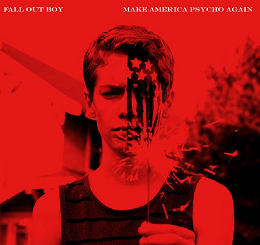 FALL OUT BOY - MAKE AMERICA PSYCHO AGAIN - CD -