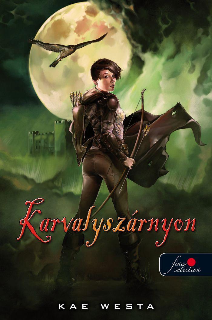 WESTA, KAE - KARVALYSZÁRNYON