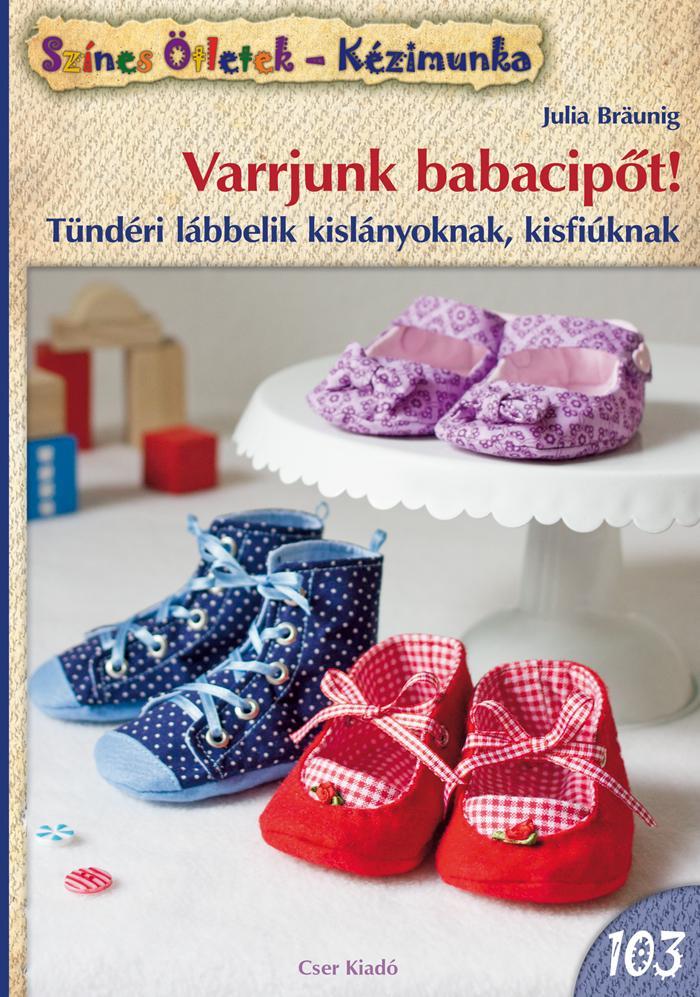 VARRJUNK BABACIPŐT! - SZÍNES ÖTLETEK 103