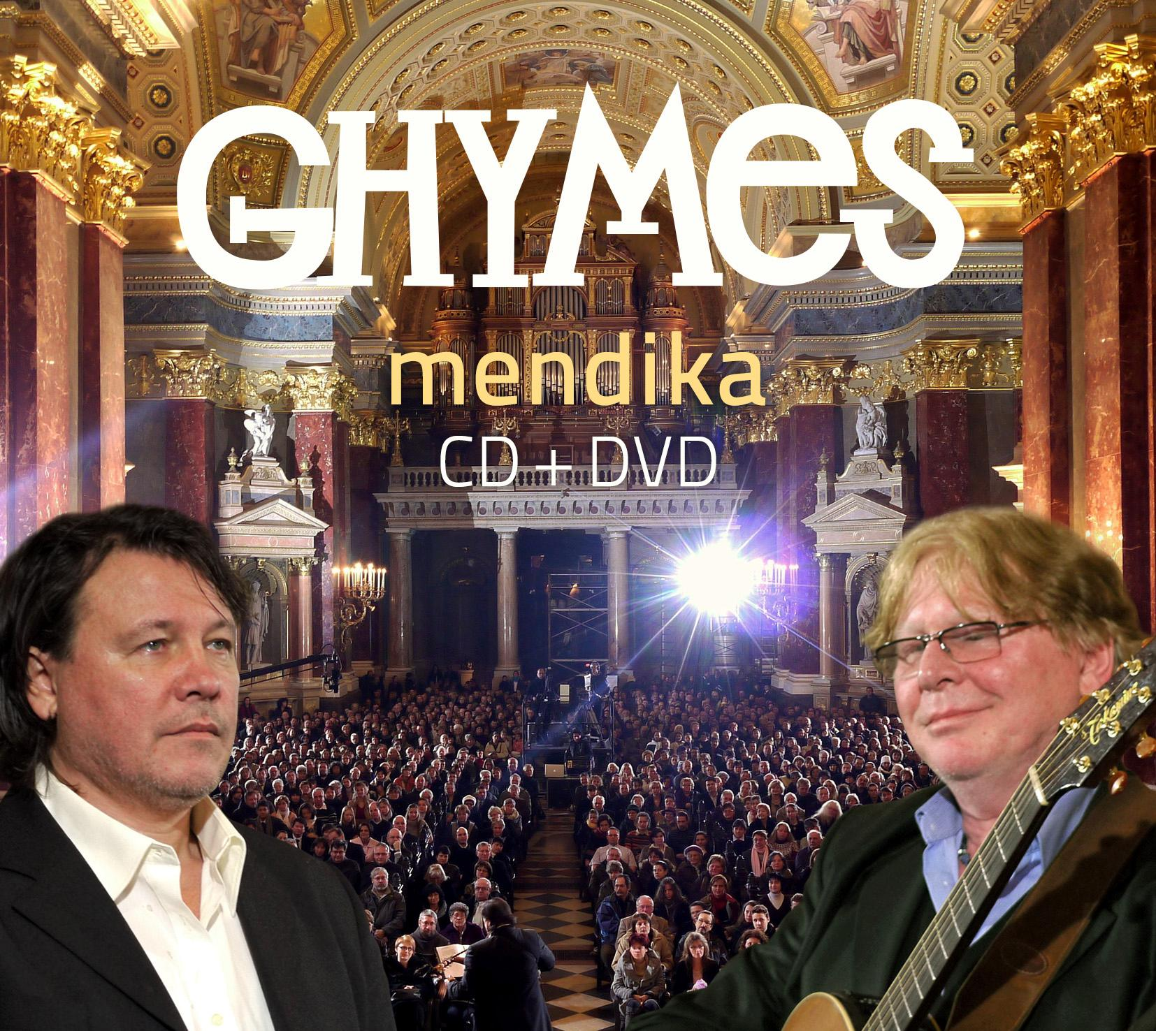 MENDIKA - GHYMES - CD+DVD -