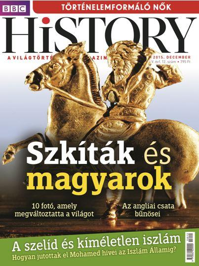 BBC HISTORY V. ÉVF. - 2015/12.