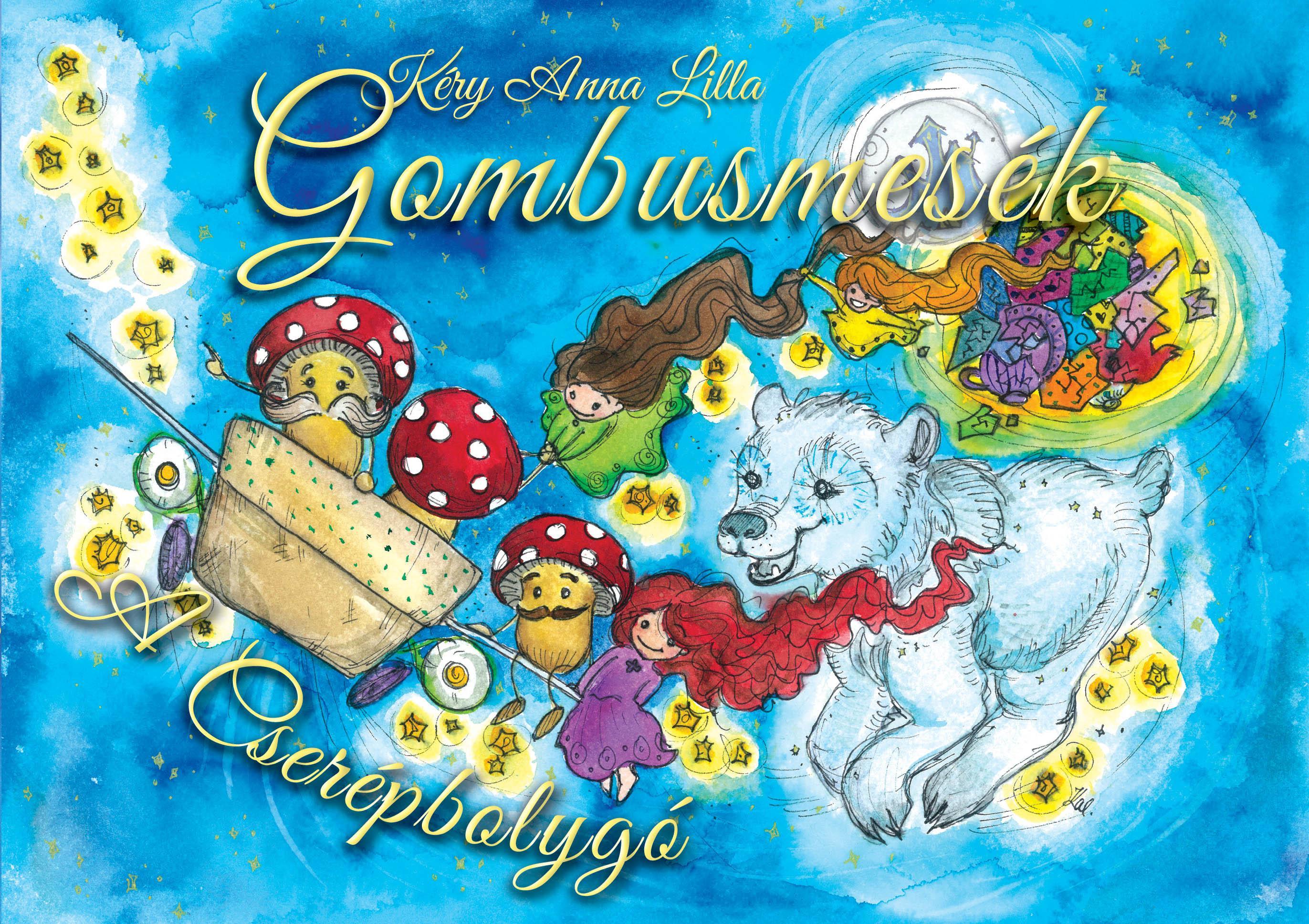 GOMBUSMESÉK - A CSERÉPBOLYGÓ