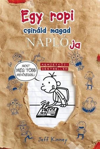 EGY ROPI NAPLÓJA - CSINÁLD MAGAD