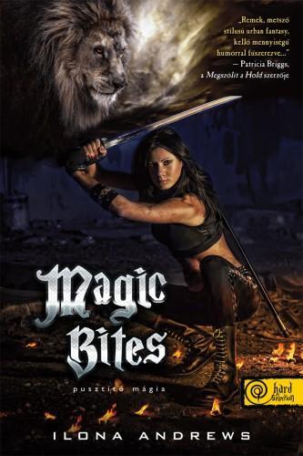 MAGIC BITES - PUSZTÍTÓ MÁGIA - FŰZÖTT