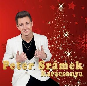PETER SRÁMEK KARÁCSONYA - CD -