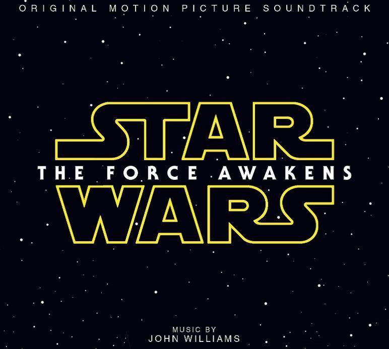 STAR WARS - THE FORCE AWAKENS DELUX - CD -