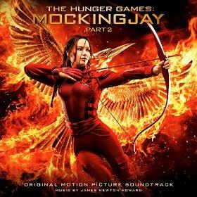 FILMZENE - THE HUNGER GAMES: MOCKINGJAY 2. - CD -