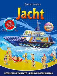 JACHT - ÉPÍTSD MAGAD!