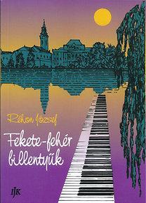 FEKETE-FEHÉR BILLENTYŰK