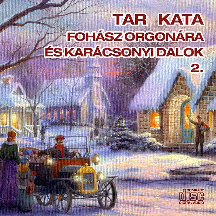 FOHÁSZ ORGONÁRA ÉS KARÁCSONYI DALOK 2. - CD -