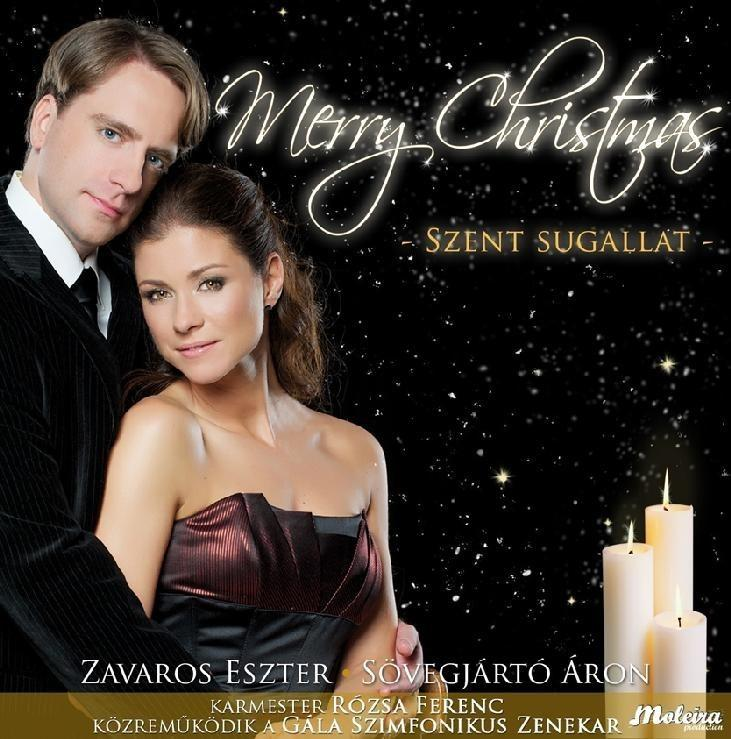 MERRY CHRISTMAS - SZENT SUGALLAT - CD -