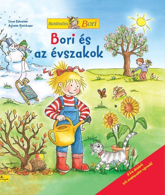 BORI ÉS AZ ÉVSZAKOK - BARÁTNŐM, BORI