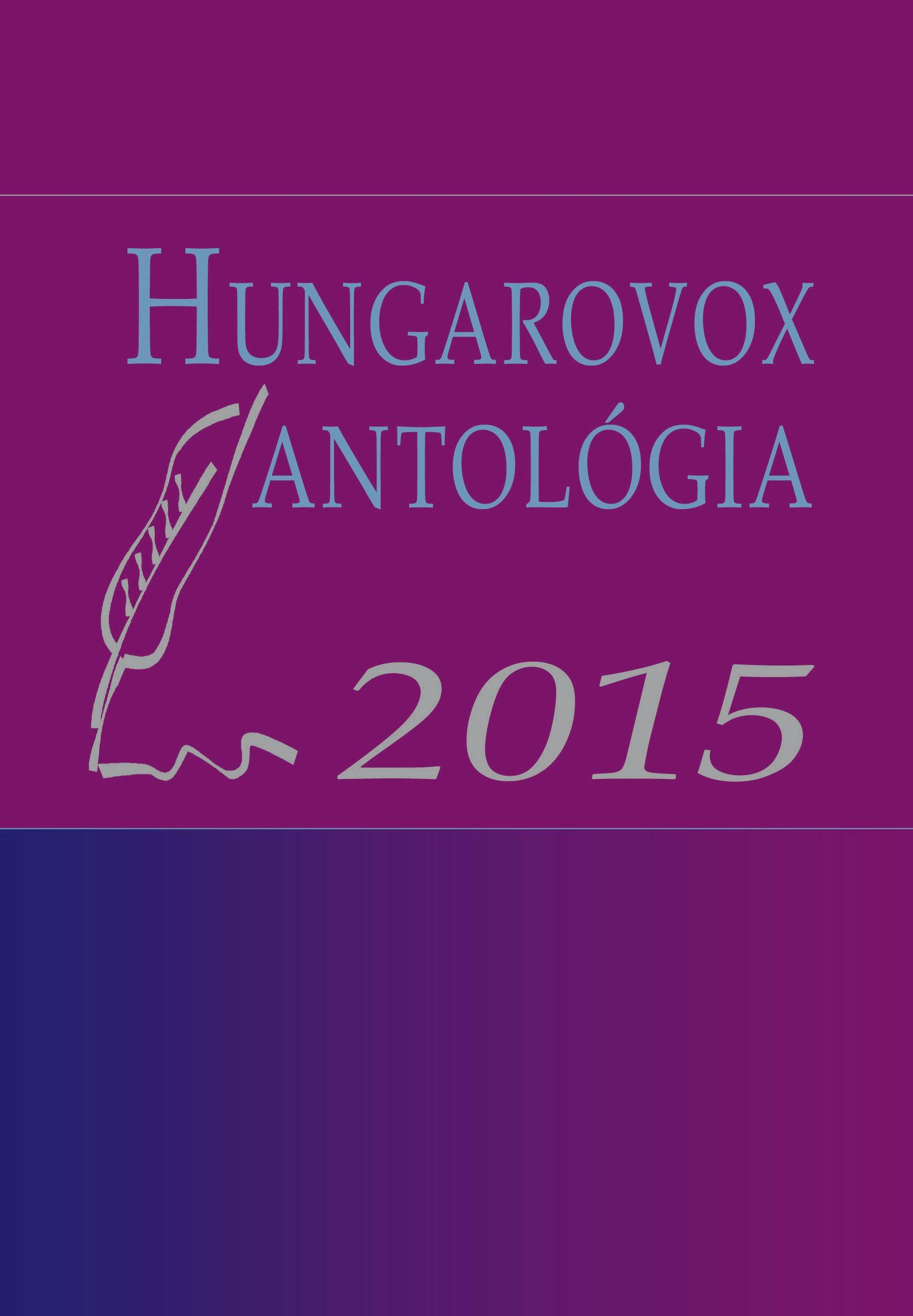 HUNGAROVOX ANTOLÓGIA 2015