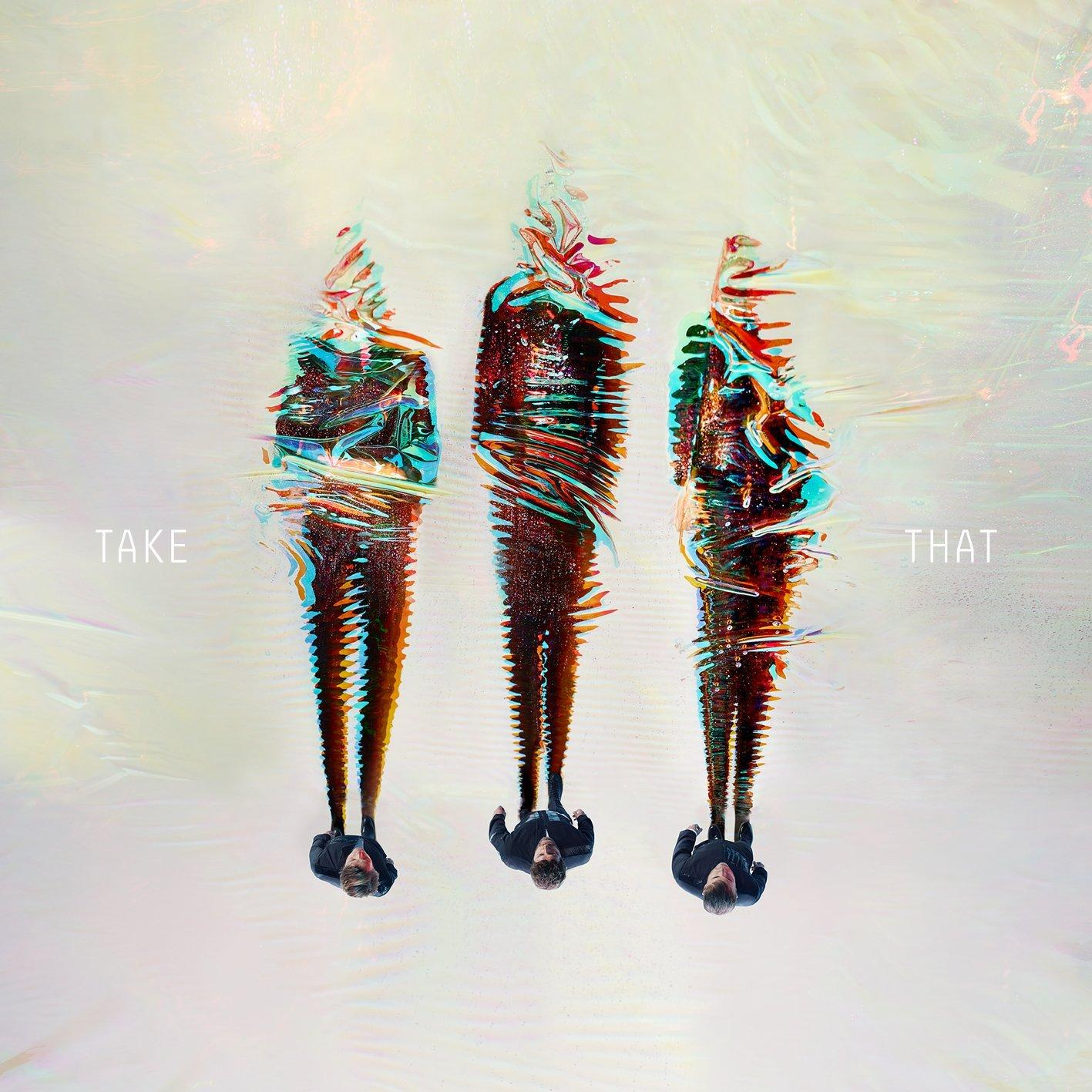 TAKE THAT - TAKE THAT III.-2015 EDITION - CD+DVD -