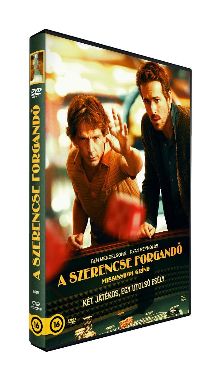 - A SZERENCSE FORGANDÓ - DVD -