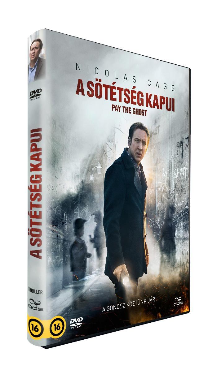 - A SÖTÉTSÉG KAPUI - DVD -