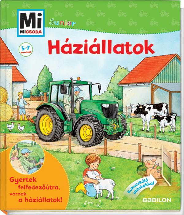 HÁZIÁLLATOK - MI MICSODA JUNIOR 7.