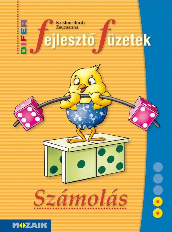 DIFER FEJLESZTÕ FÜZETEK - SZÁMOLÁS (MS-9330U)